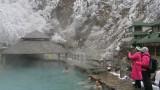 西岭雪山、花水湾温泉、安仁古镇滑雪二日游