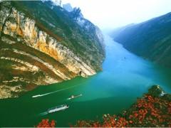 [成都出发]成都重庆长江三峡宜昌单程四日游