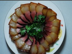 都江堰美食-老腊肉