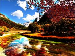 [成都出发]【稻城大西环线】稻城亚丁、四姑娘山、丹巴纯玩六日游